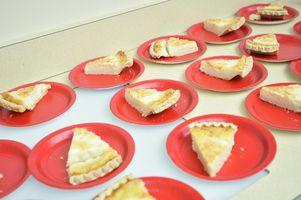 Indiana HOOSIER pie -Sugar-Cream-Pie