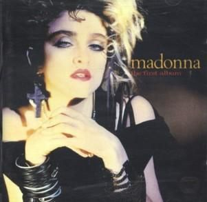 madonna the first album