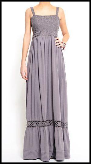 611af15e3 50 robes longues pour l'été 2011 : H&M, Topshop, Mango, Zara, Asos ...