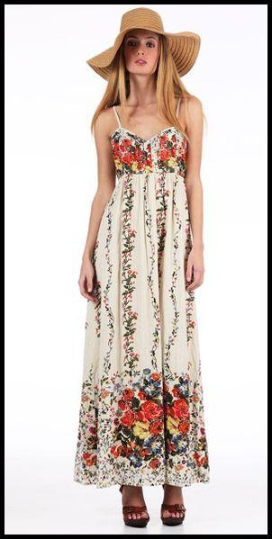 best price new specials cheaper Robe longue à fleurs Vero Moda VS robe longue à fleurs Mango ...
