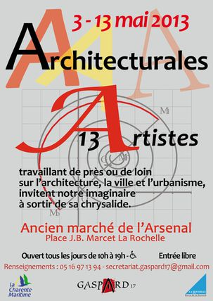 Affiche architecturales Web