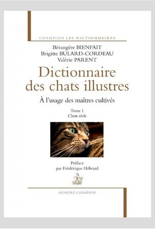 chats illustres
