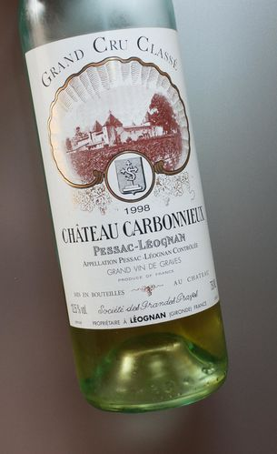Graves Chateau Carbonnieux 1998