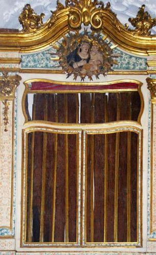 644d5b Monopoli, cathédrale, poutres miraculeuses