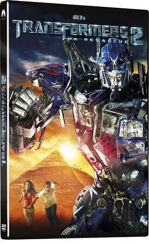 Transformers 2 La Revanche DVD