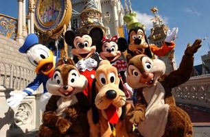 florida facts WALT DISNEY ORLANDO
