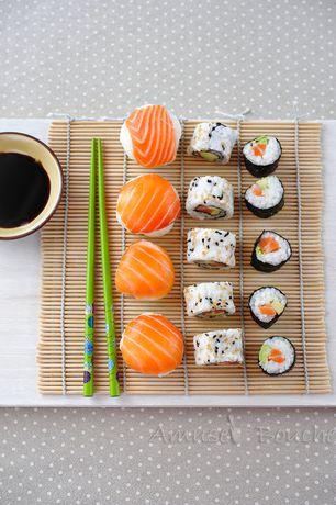 Sushi balls (12)
