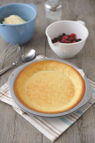 Tarte cheesecake et fruits rouges (2)