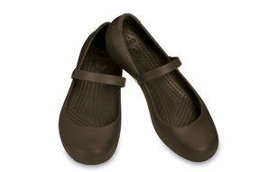 Crocs marron