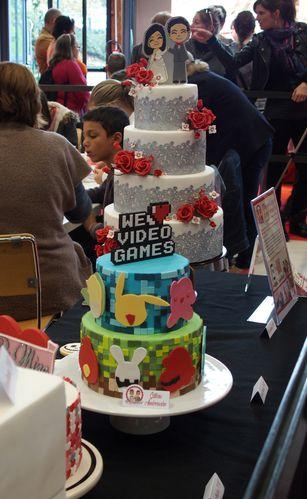 stand cake desing creativia