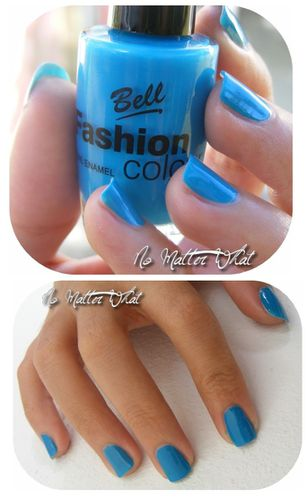 Bell fashion color bleu canard2