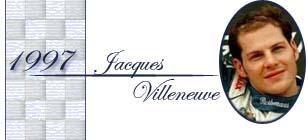 1997 Jacques VILLENEUVE