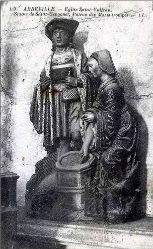 Saint Gengoult