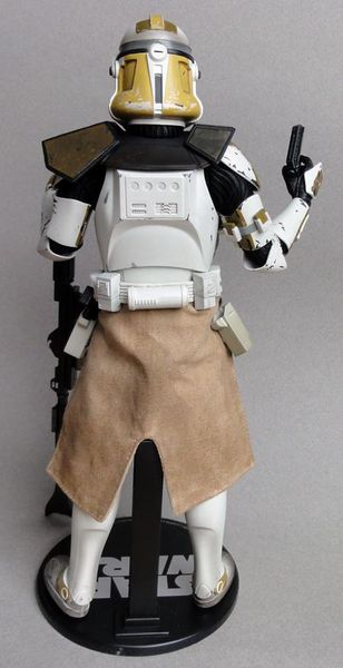 SIDESHOW COMMANDER BLY 3