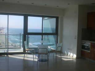 Spacious 2 bedrooms for rent in Herzliya Marina