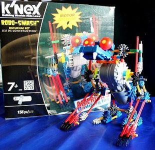 Robo Smash K Nex 2