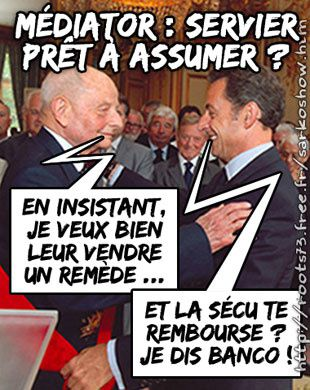 sarkozy mediator servier sarkostique 6