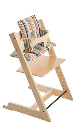 Tripp Trapp with Baby Set and Cushion 2679 Signature Stripe