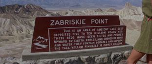 Zabriskie Point - Zabriskie Point