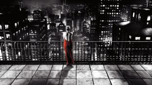 Sin City - rouge 1