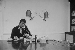 Robert Evans - pause déjeuner 2