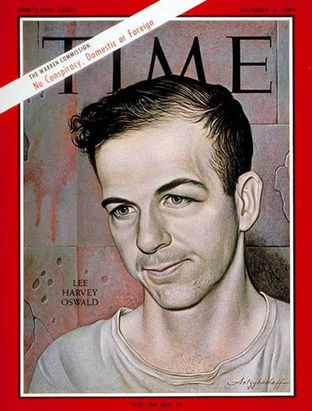 Lee Harvey Oswald - Time du 2 octobre 1964