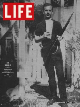 Lee Harvey Oswald - Life du 21 février 1964