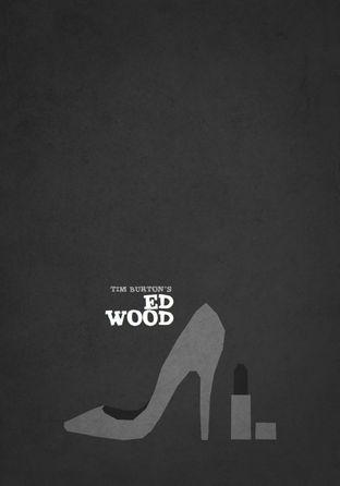 Ed Wood by Hexagonall
