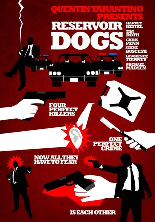 Reservoir dogs by Hexagonall