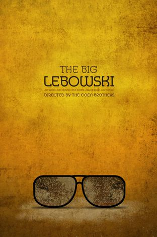 The big Lebowski by Ibraheem Youssef 1