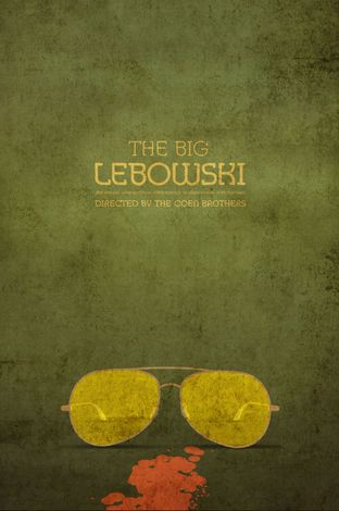 The big Lebowski by Ibraheem Youssef 2