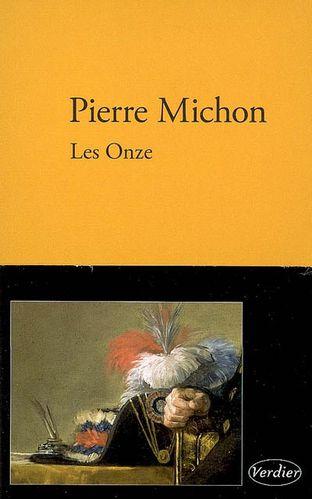 Les Onze Pierre Michon