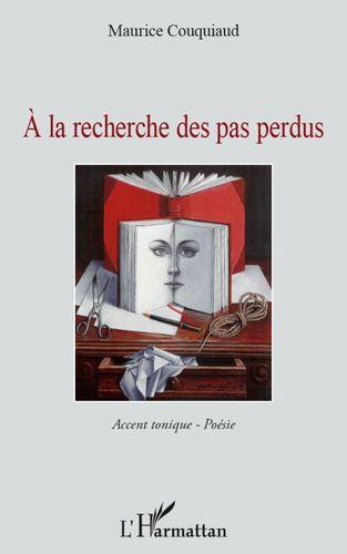 Couquiaud, Maurice, couverture, A la recherche des pas perd