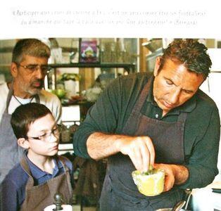 Cours de cuisine d eric l autey aux ateliers du lion vert - Cuisine tv eric leautey ...