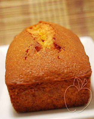 Bizcocho de Naranja y Cúrcuma sin gluten (1)