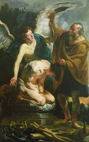 the sacrifice of isaac