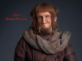 Bilbo le hobbit ( Ori - Adam Brown ) copy