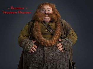 Bilbo le hobbit ( Bombur - Stephen Hunter ) copy