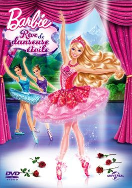 Dessin animé barbie