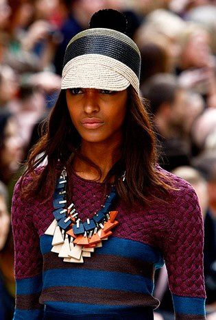 burberry jourdan dunn