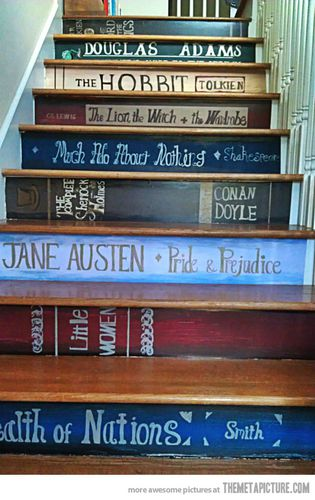 funny-stairs-books-art