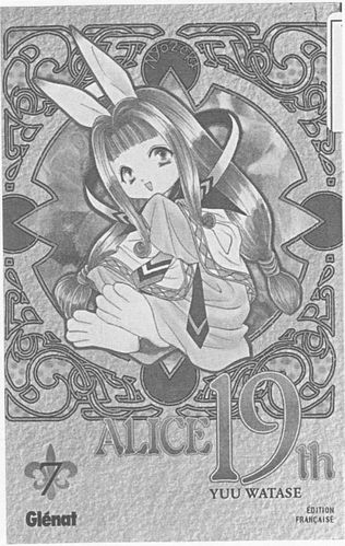 Manga Alice 19th