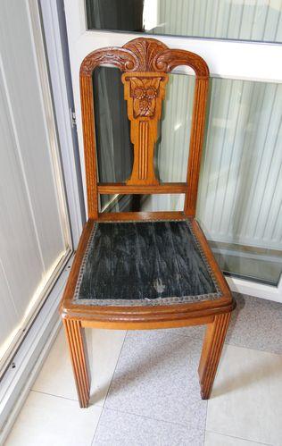article dessus de chaise