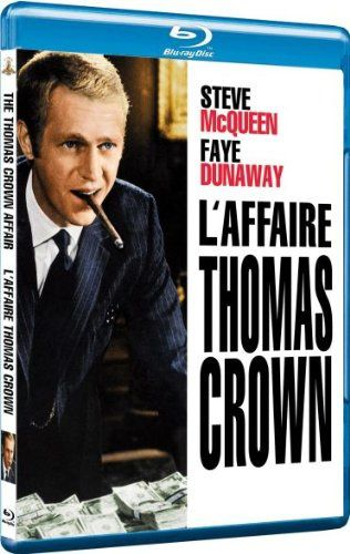 L'Affaire Thomas Crown 1967 Blu Ray