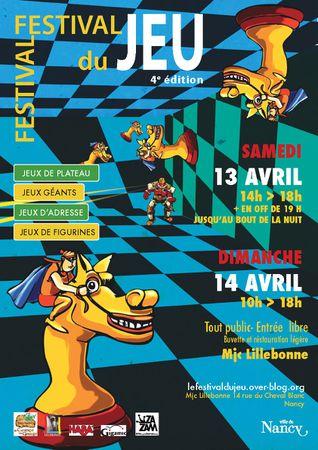A3-festivaljeu