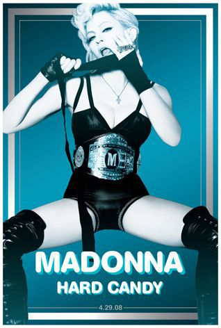 Madonna Official Store: Official Hard Candy Lithograph