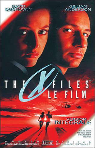 X-Files le film DVD