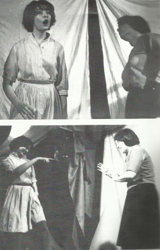 Higgins Dick 1962 Two Generous Women. Living Theater Ph. H