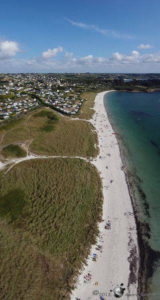 La plage des dunes de Ste Marguerite 03