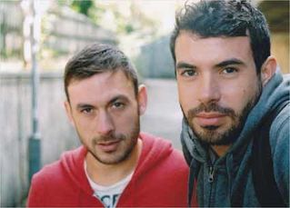 Week end - Chris New et Tom Cullen (III)